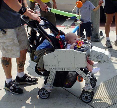 Carrinho de Bebê AT-T