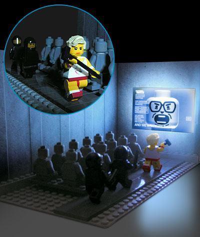 Lego Playset
