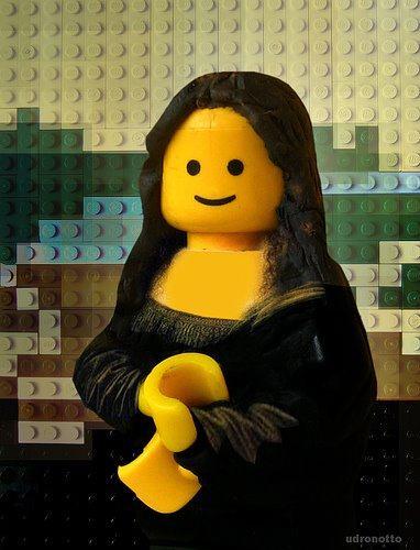 Mona Lisa, A Gioconda de DaVinci