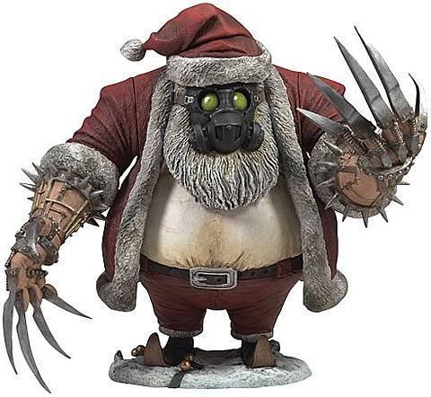 Brinquedo da semana - Papai Noel Deformado
