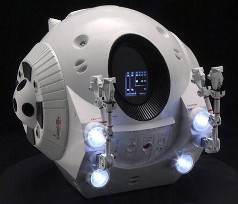 Cápsula Espacial EVA