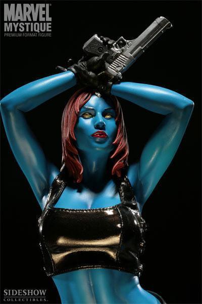 Action Figures: Marvel, DC, etc. Mystique-sideshow-bdb01