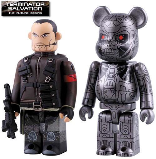 terminator-kubrick-bearbrick-set