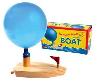 ballon-boat