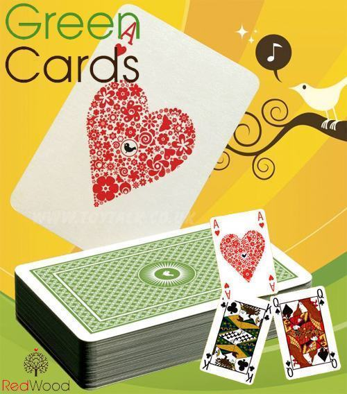green-cards