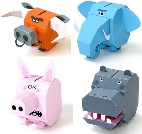 cubic-animal