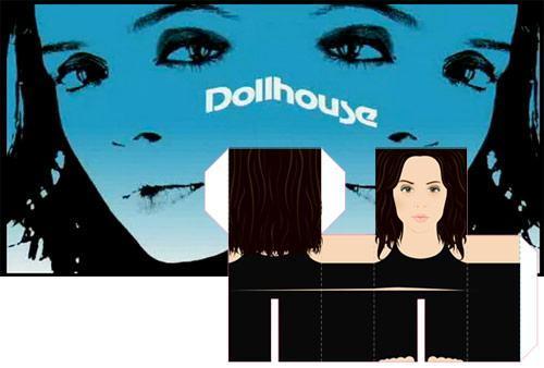 dollhouse-papertoy