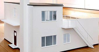 Incrível Casa de Bonecas do Arquiteto Arne Jacobsen