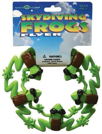 frisbee-sapos