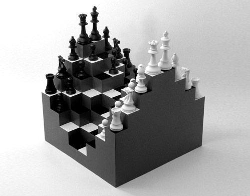 3d-chessboard
