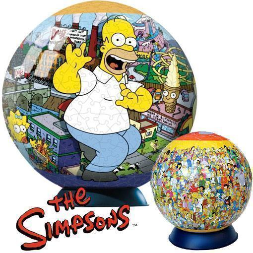 simpsons-puzzleball
