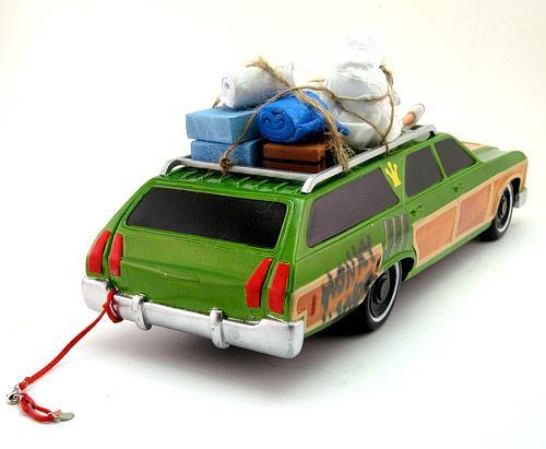 Two words  Clark Griswold National Lampoons Christmas Vacation Car