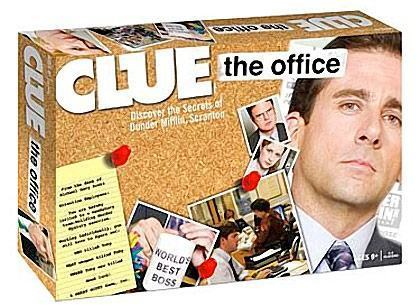 the-office-clue-game