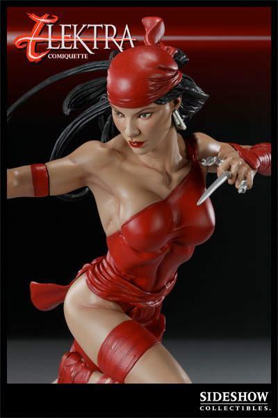 Action Figures: Marvel, DC, etc. Elektra-Comiquette-06