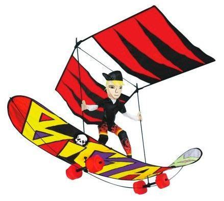 skateboarder-kite
