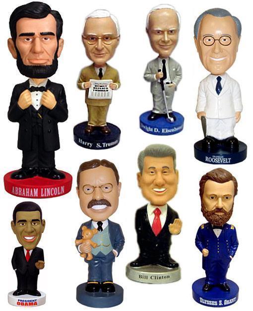 Bobble-Head-Presidentes-EUA