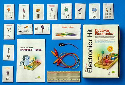 Discover-Electronics-Kit
