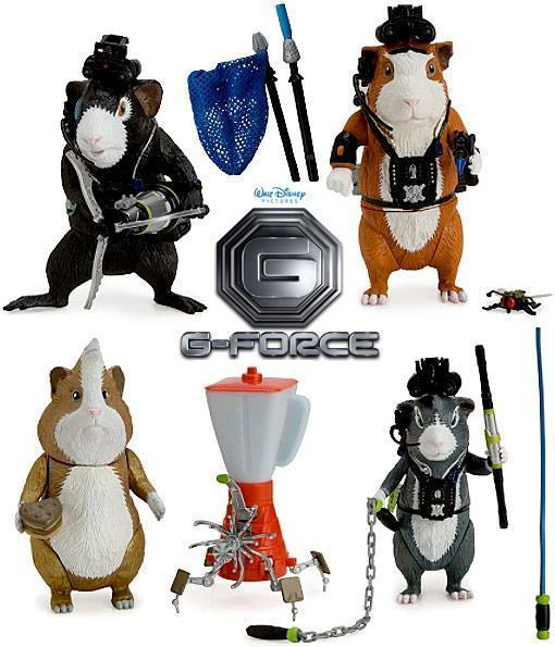 G-Force-Boneco-Action-Figure
