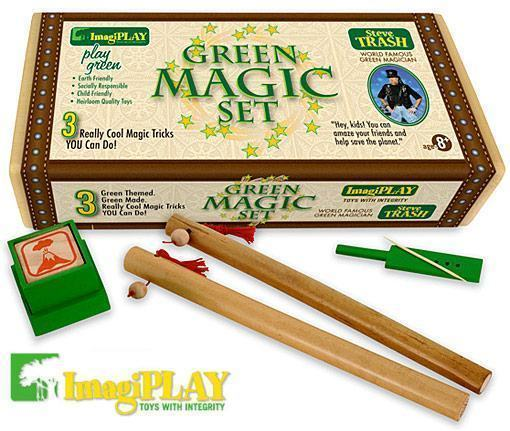 Green-Magic-Set