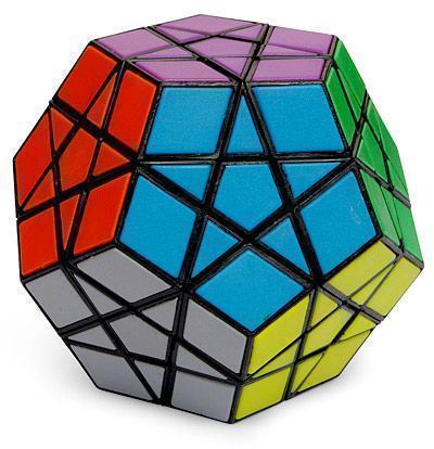 Megaminx-Duodecahedron-Puzzle