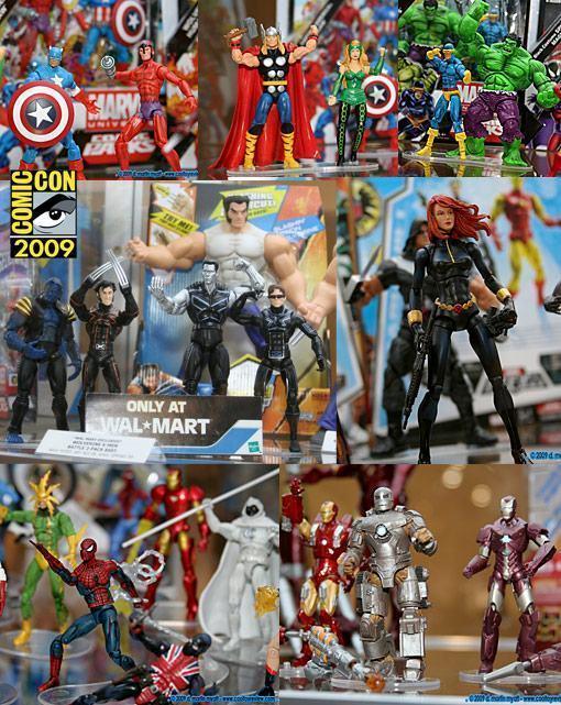 SDCC-09-Hasbro-Marvel