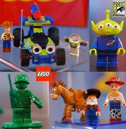 lego toy story 3 games
