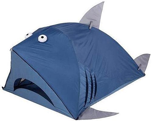 Shark-Tent