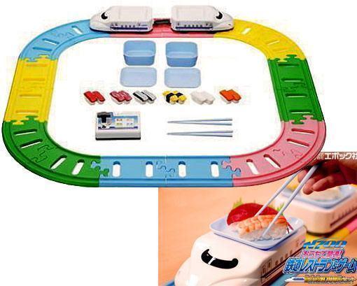 Shinkansen-Sushi-Go-Round