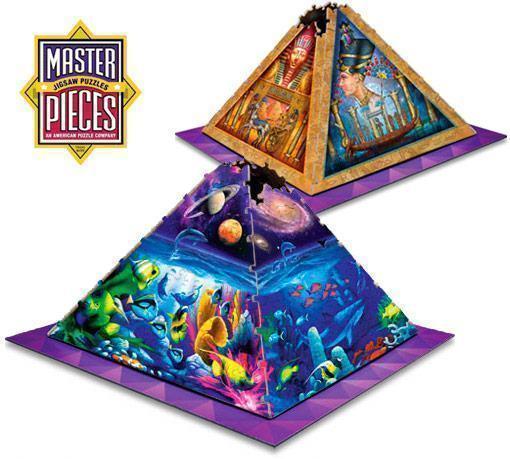 3D-Pyramid-Puzzle