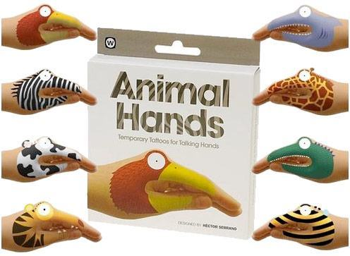 Animal-Hands