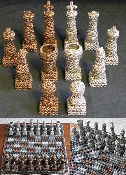 Chainmail-Chess-Set