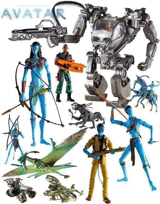 Mattel-Avatar