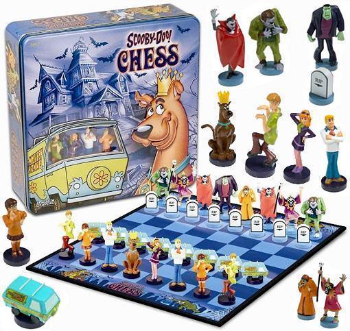 Scooby-Doo-Chess