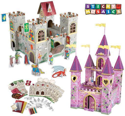 Sticky-Mosaics-Castles