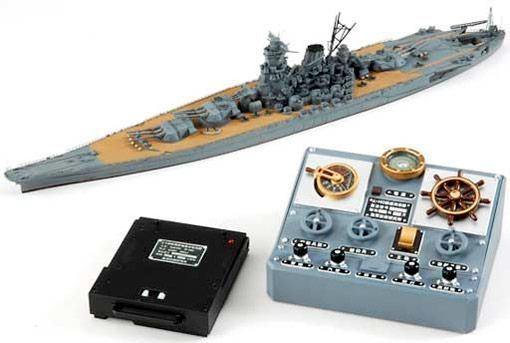 Battleship-Yamato-Realistic-RC-Boat