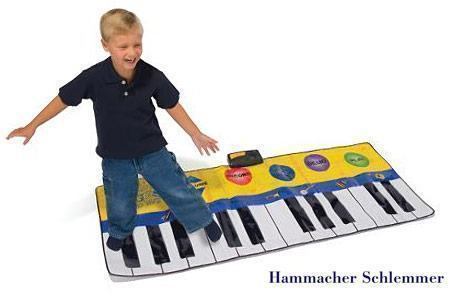 Dance-On-Keyboard
