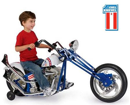 Evel-Knievel-Childrens-Chopper