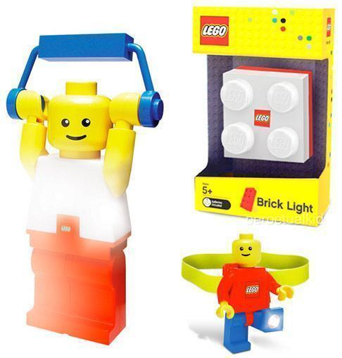 Lanternas-Lego