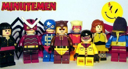 Minutemen-Lego
