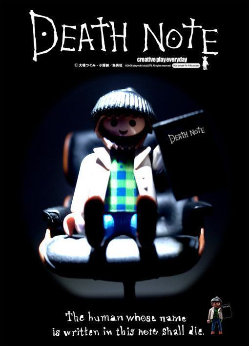 Playmobil-Death-Note