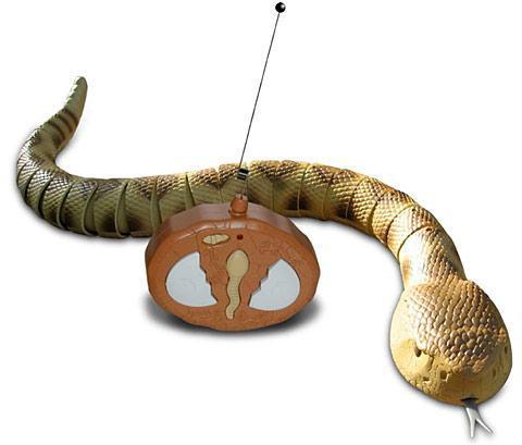 Radio-Controlled-Rattlesnake