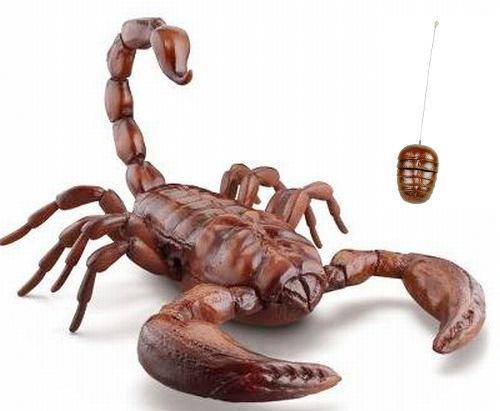 Remote-Controlled-Scorpion