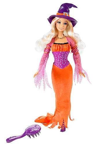 Barbie-Halloween-Treat-Doll
