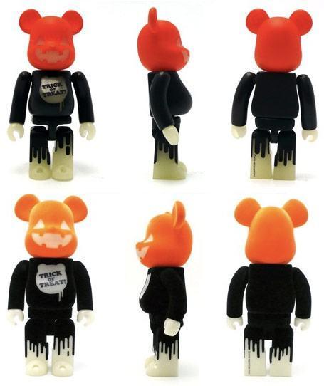 Bearbrick-Halloween-2009
