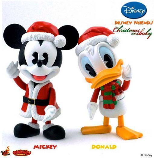Disney-Friends-Christmas-Cosbaby