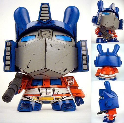 Dunny-Optimus-Prime