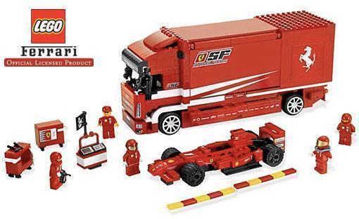 LEGO-Ferrari-Truck