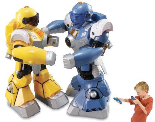 Motion-Mimicking-Robotic-Pugilists