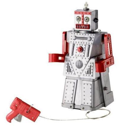 Robert-the-Robot