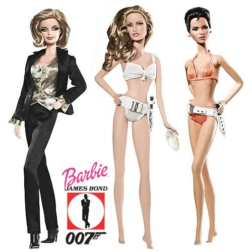 Barbie-Bond-Girls